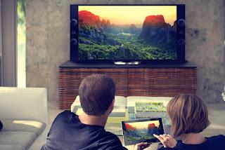 Cara Menghubungkan Android Ke TV