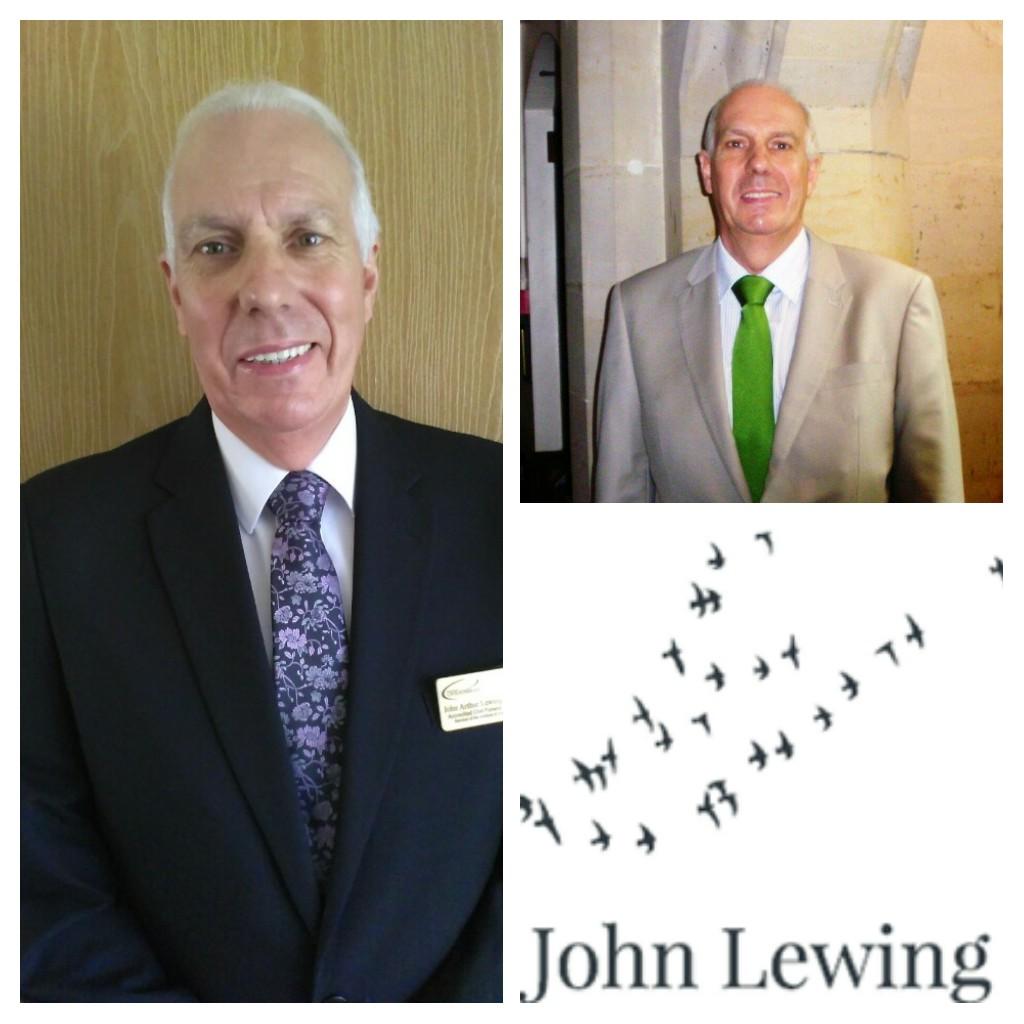John Lewing (Funeral Writer) - Celebrating Life