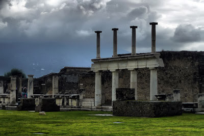 Pompeii, the forgotten city