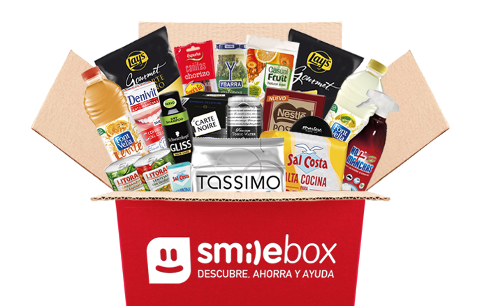 LLEVATE HAORA TU PRIMERA SMILEBOX POR SOLO 12,99 CON EL DOBLE DE PRODUCTOS