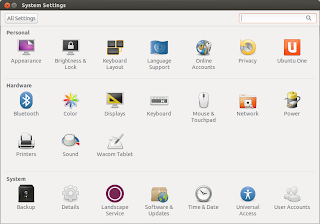 Online Accounts Ubuntu