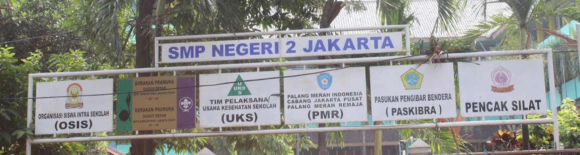 SMP NEGERI  2 JAKARTA