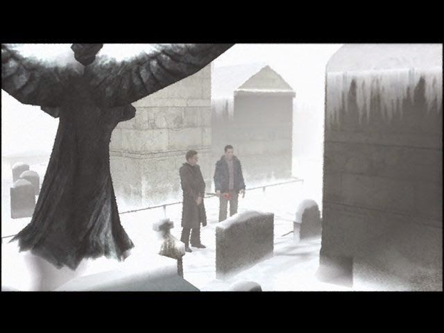 Fahrenheit Indigo Prophecy graveyard