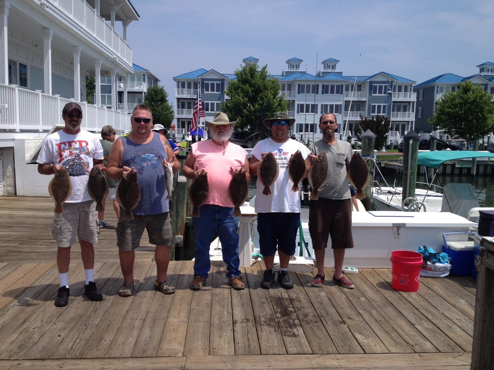 July 3 2015 daily reports news ocean city fishing center for Ocean city fishing center