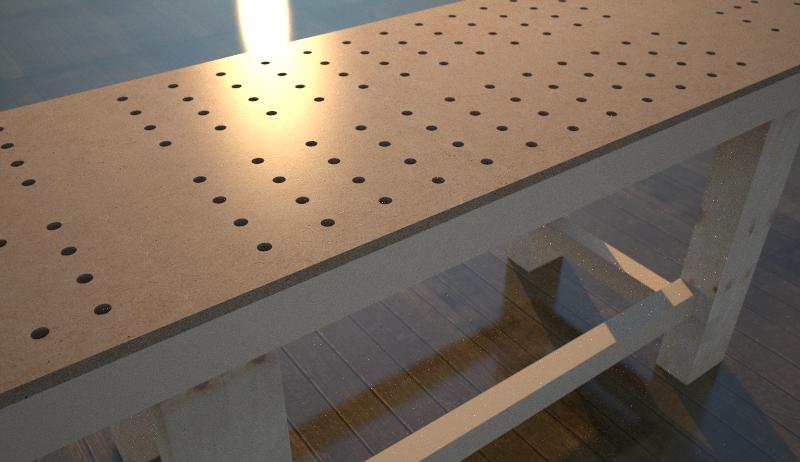 mdf lochplatte senkrechte lochplatte f r flachd belfr se. Black Bedroom Furniture Sets. Home Design Ideas