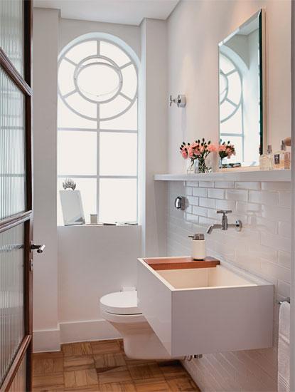 hora de arrumar lavabos com estilo. Black Bedroom Furniture Sets. Home Design Ideas