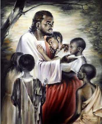JESUS SE APRESENTA COM SUA MENSAGEM