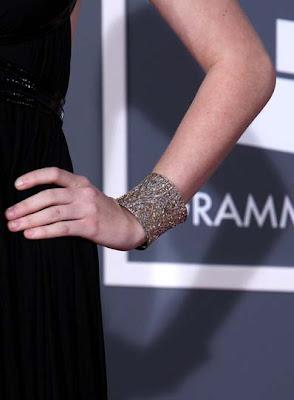 Taylor Swift Cuff Bracelet