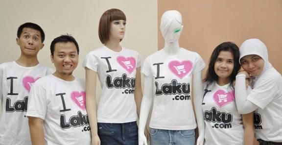 Laku.com Toko Online Baju Grosir