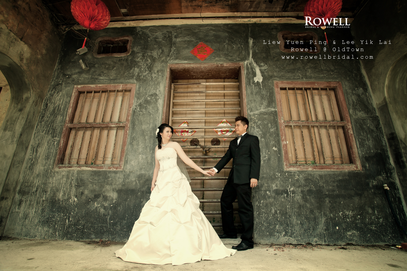Emily Yuen Wedding Rowell pre wedding photography