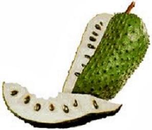 Un fruct taiat