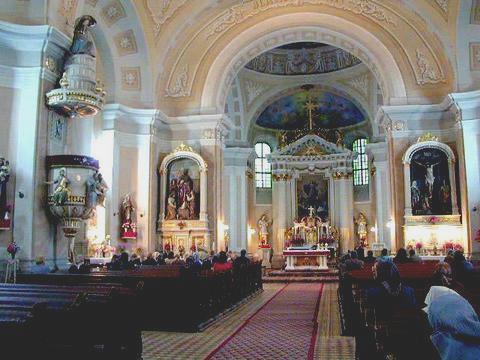 Biserica romano-catolica din Dudesti Vechi