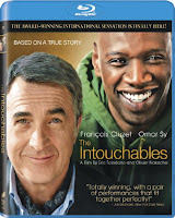 The Intouchables Blu-Ray DVD