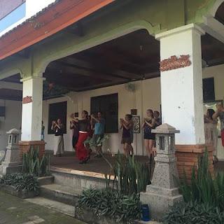 Yolanda G. Sobrado workshop. Bali. IBMF.
