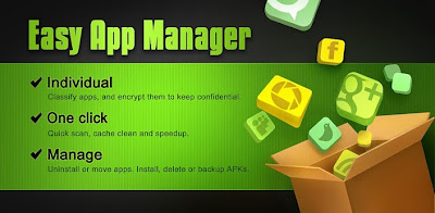 Easy App Lock - Manager