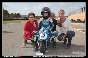 Circuit Mora d'Ebre 2011