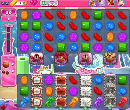 Candy Crush Saga 930