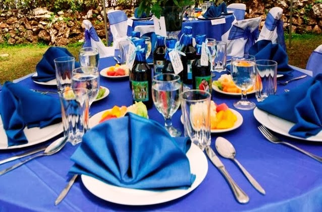 Royal Blue and Green Wedding | WEDDING PACKAGES
