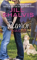 Book Cover: Rumor Has It.  Jill Shalvis