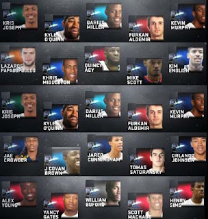 NBA 2K12 Roster - Preview of the 2012-2013 rookies Latest Patch