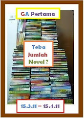 GA Pertama & Teka Jumlah Novel My Shaizhar