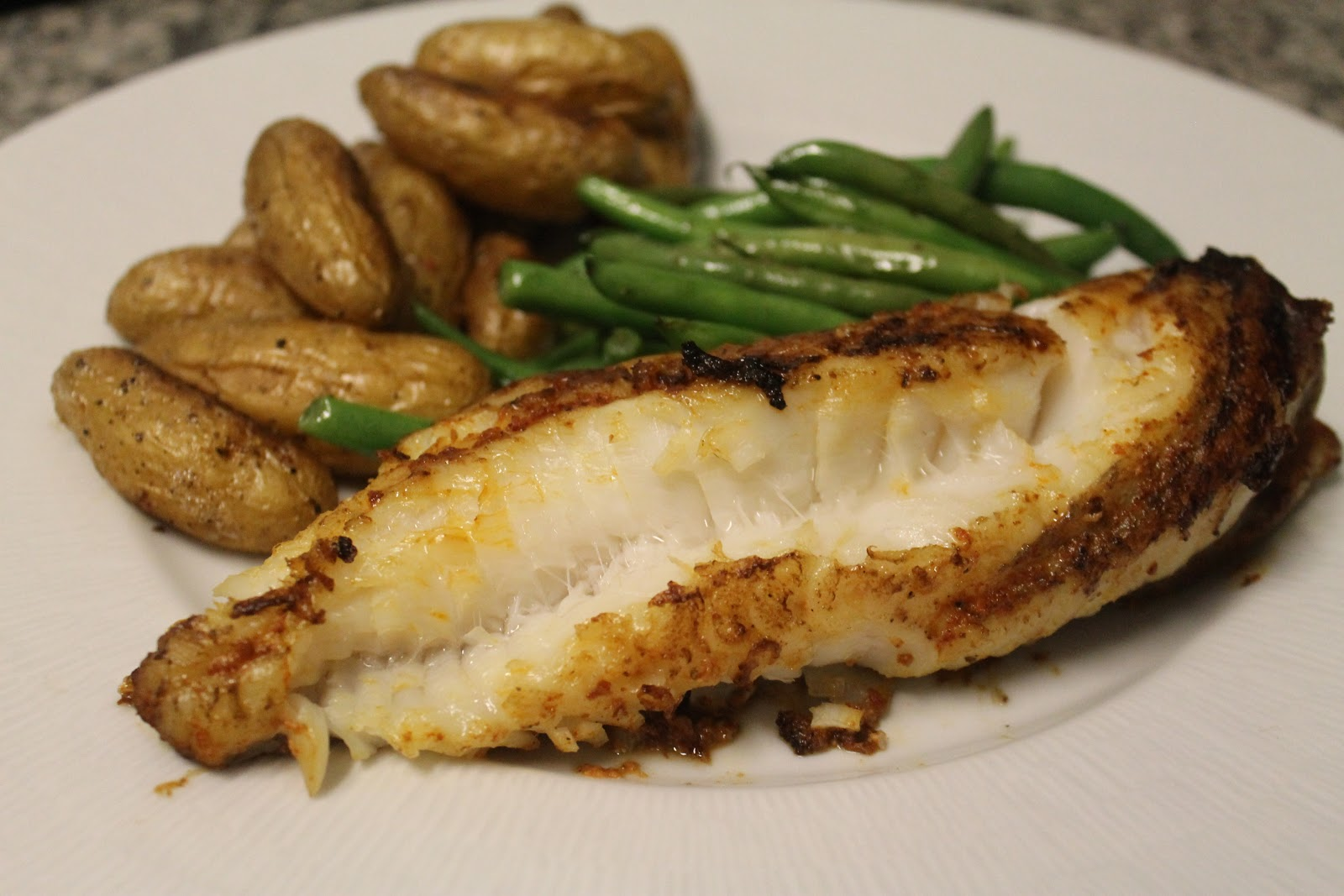 Matt Likes to Cook - Matt Likes to Eat: Roasted Monkfish! for Monk Fish Cooked  56mzq
