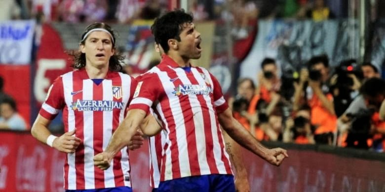 Kalahkan Elche, Atletico Perlebar Jarak 6 Poin dari Madrid