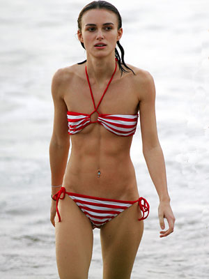 Keira Knightley bikini photo