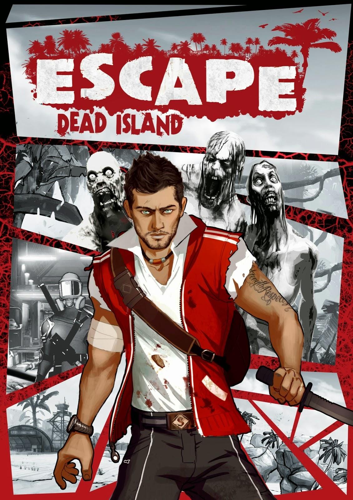 2- لعبة الرعب المنتظرة 2014 Escape Dead Island PC