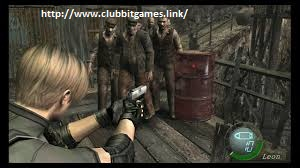 LINK DOWNLOAD GAMES Resident Evil 4 PS2 ISO FOR PC CLUBBIT