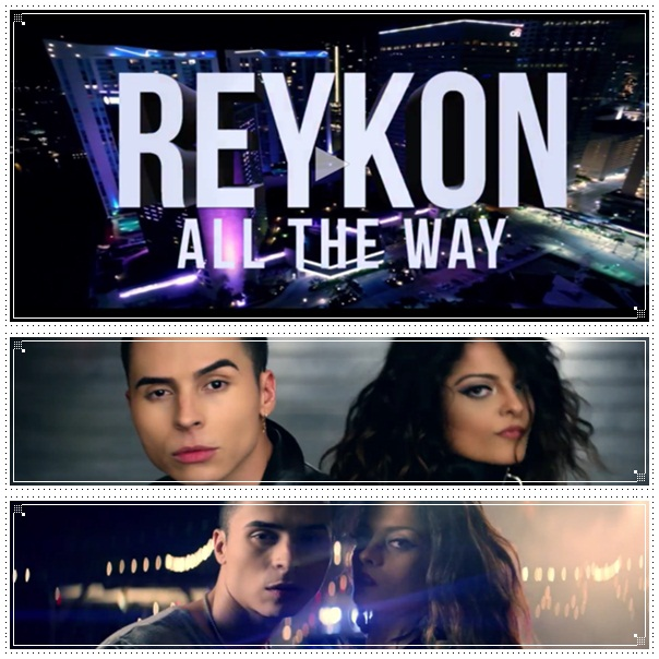 Reykon-exponente- importante-género-urbano-lleva- música-otro-nivel-All-The-Way