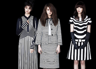 4minute Dazed & Confused Magazine