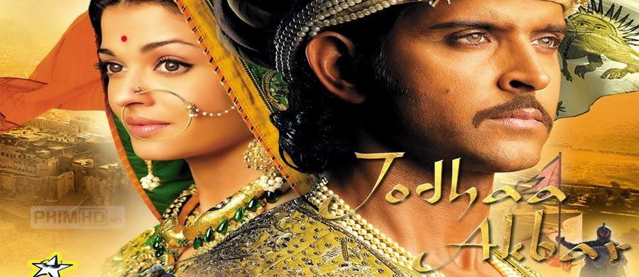 Phim Sử Thi Ấn Độ VietSub HD | Jodhaa Akbar 2008