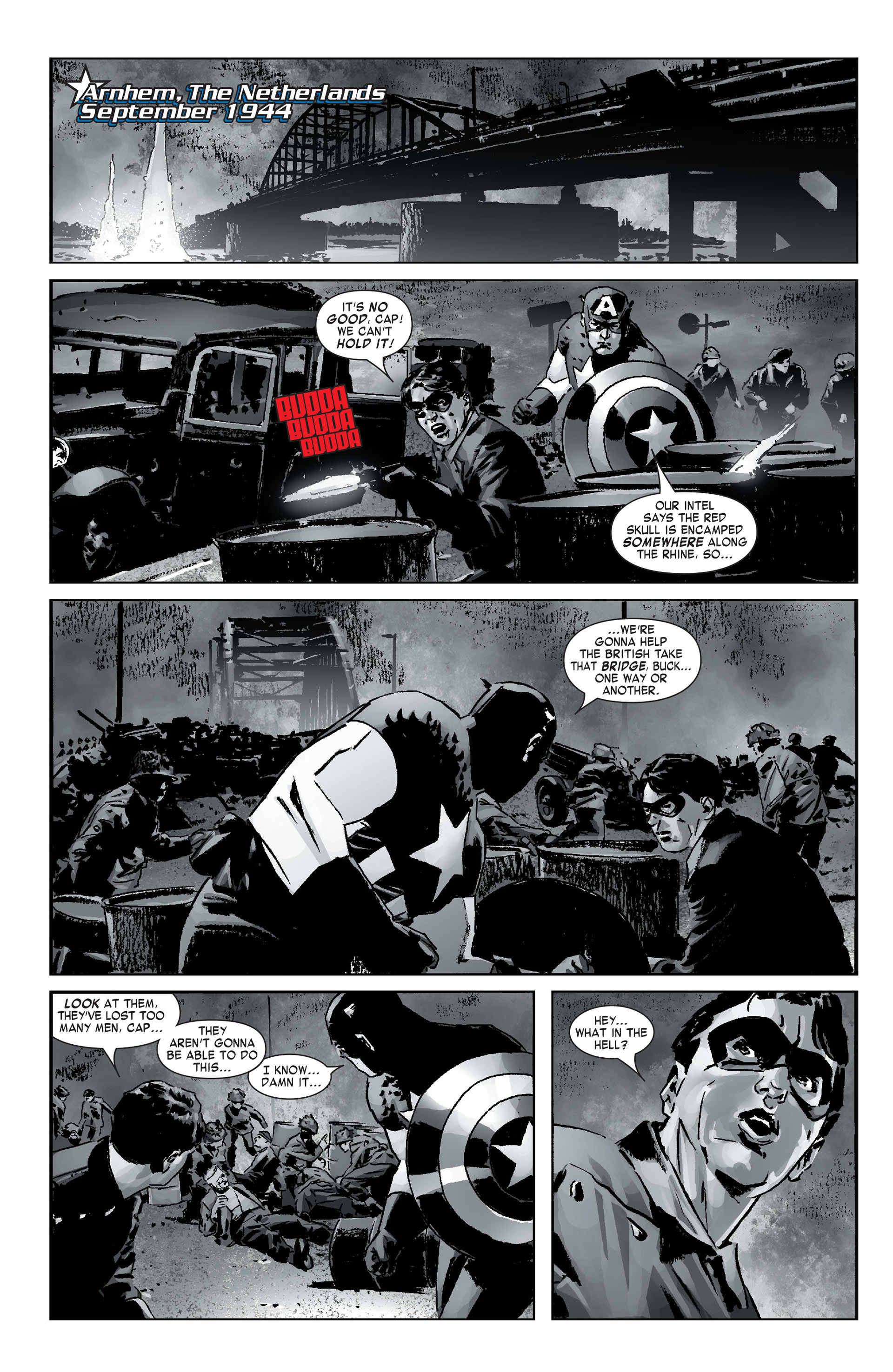 Captain America (2005) Issue #12 #12 - English 16