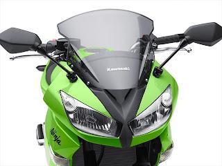 Kawasaki-Ninja-650R-Front-Fearing