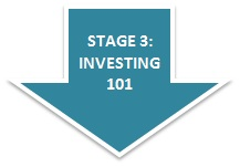 Stage 3: Investing 101