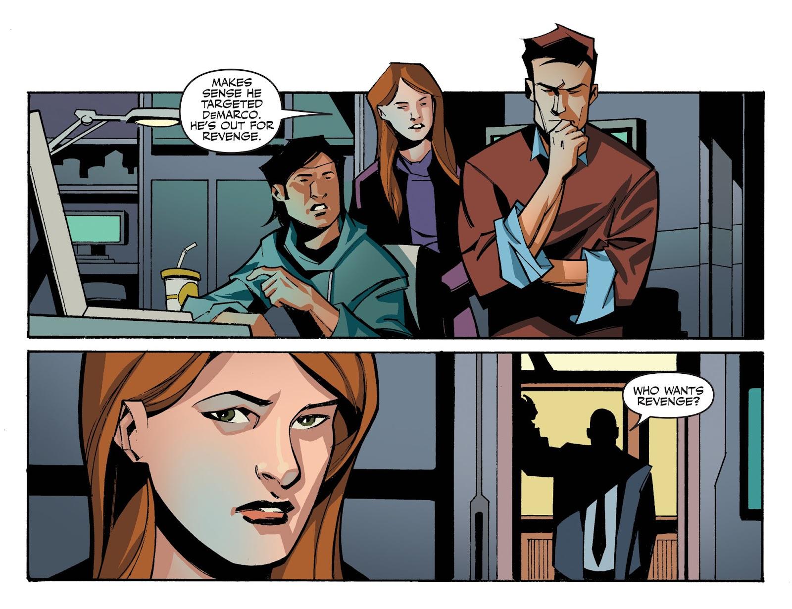 The Flash: Season Zero [I] Issue #12 #12 - English 8