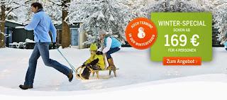 Center Parcs Winter Angebote