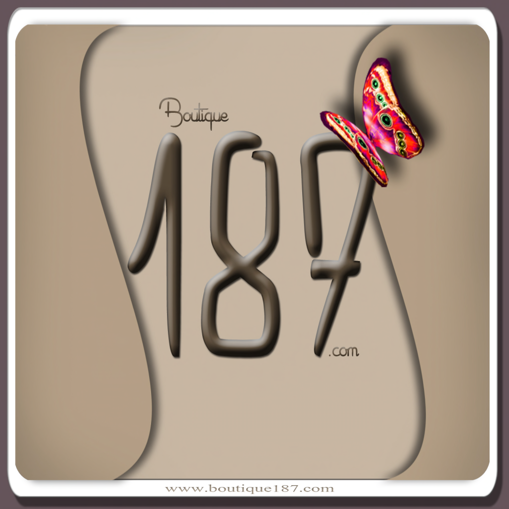 Boutique #187# (Blogger Manager Gabi Sabra)