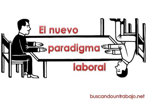 ¿Estás preparado para el nuevo paradigma laboral?
