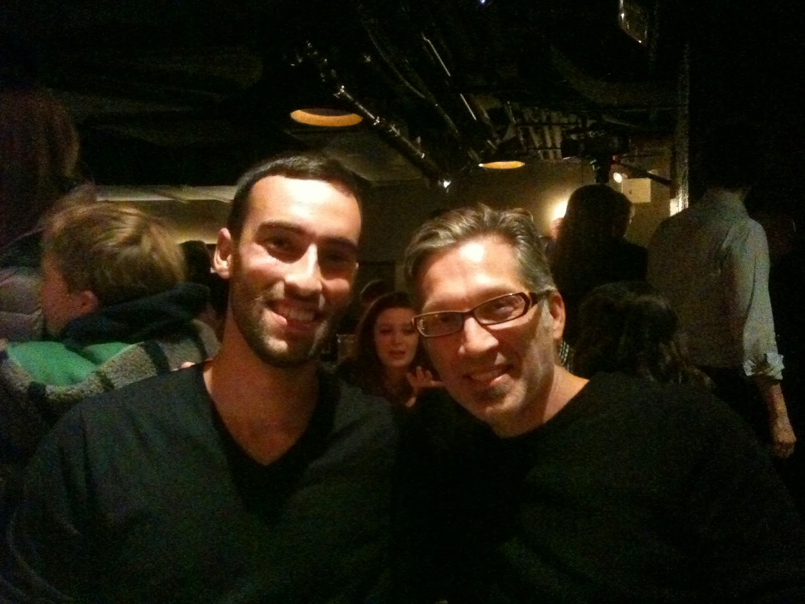 Matt Baum and Earl MacDonald at the Jazz Standard, NYC