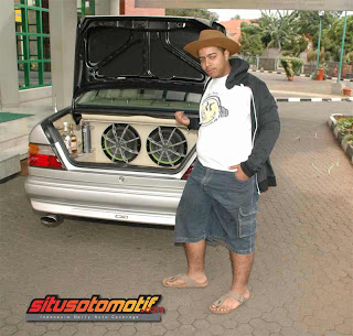 Auto Modified by Ervan Agrawaltha: Auto Modifikasi VIP style Mercedes 