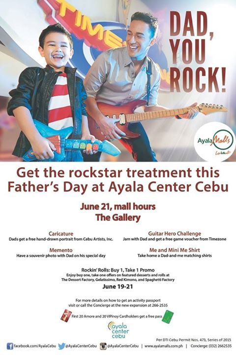 Fathers-day-ayala-center-cebu
