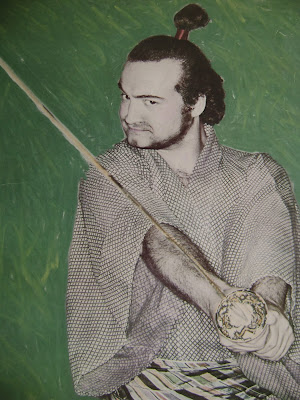 john belushi samurai 1978 21 x 28 original poster saturday night live John Belushi Samurai