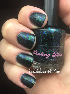 Darling Diva Polish XenoMorph Hug My Face Collection (Alien inspired)