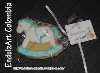 galletas para baby shower bogota