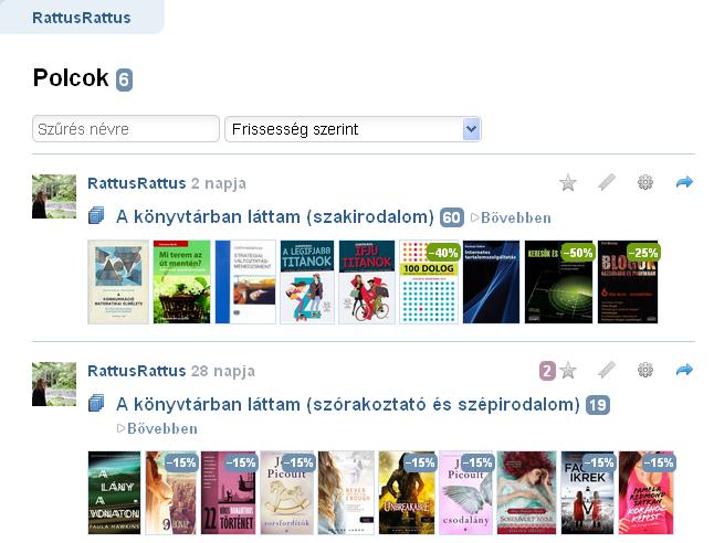 http://moly.hu/tagok/rattusrattus/polcok