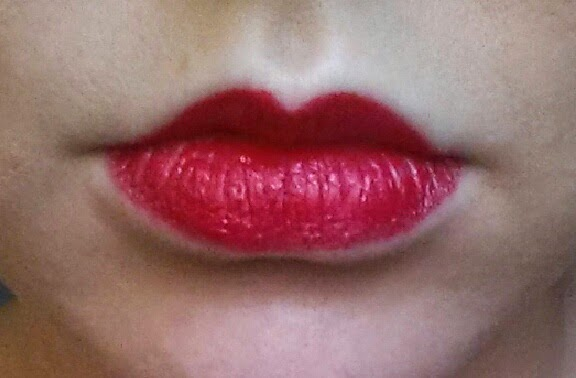 Avon Lipstick - Ultra Colour - Matte Ruby