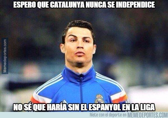 (MEMES) Real madrid vs ESPANYOL. Entra papu