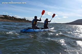 PIRAGÜISMO Y CANOAS EN EL VALLE DEL JERTE. Turismo activo